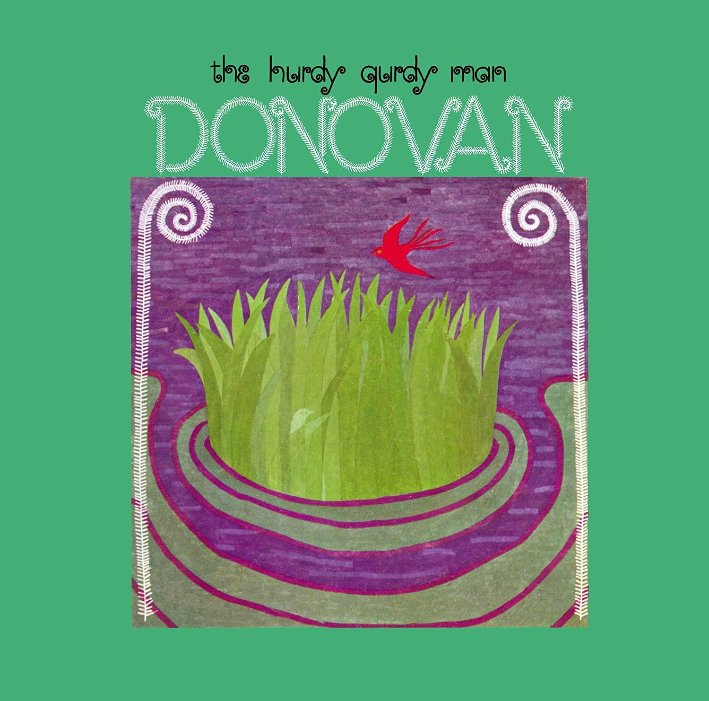 Donovan Hurdy Gurdy Man Vinyl Rip : Free Download, Borrow, and Streaming :  Internet Archive